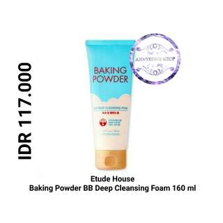 Baking Powder BB Deep Cleansing Foam 160ml