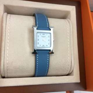 Hermes 手錶 PM 小号 原價$19200