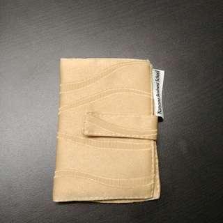 $4 Brown Card Holder