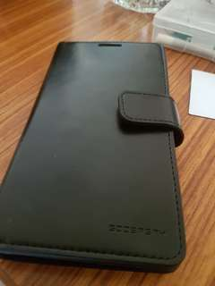 Samsung s7 edge leather phone cover