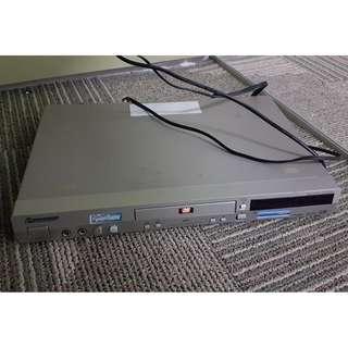 Pioneer DVD player DV 555K