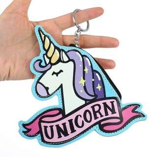 [PO] Unicorn Banner purse