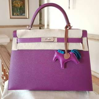 Hermes Kelly Bag 32 NEGO