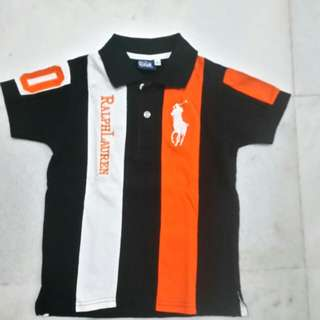 Boys Polo Top For Age 4-5