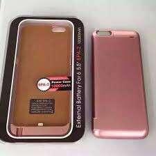 iPhone Powercase 10,000 mah Pink
