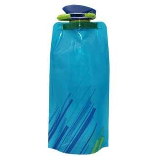 Botol Minum Lipat Camping Mountaineering Hiking 700ML