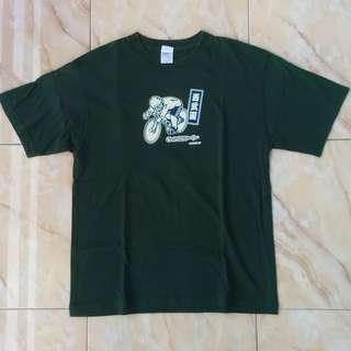 "M Brand ""Japanese Bicycle"" Heavyweight T-Shirt"