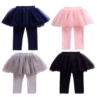 Baby Girl Tutu Legging