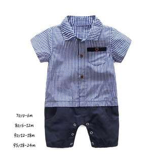 Baby Boy Bodysuit / Romper