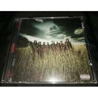 Slipknot - All Hope Is Gone album