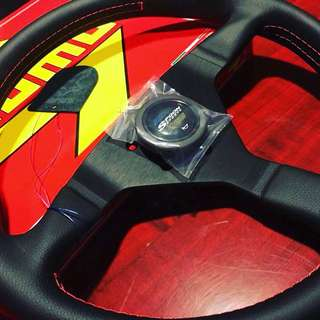 Spoon Steering wheel