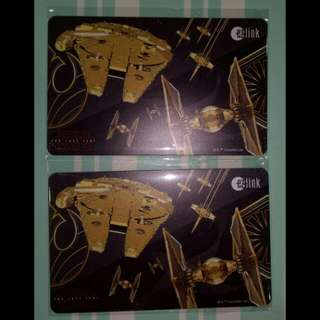 [In Stocks] Star Wars Space Ships Adult Ezlink Card