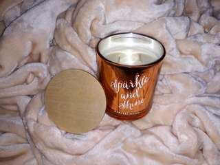 Harvest Moon (2 Wick Scented Candle)