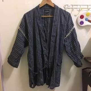 🚚 日式和服罩衫/浴衣外套
