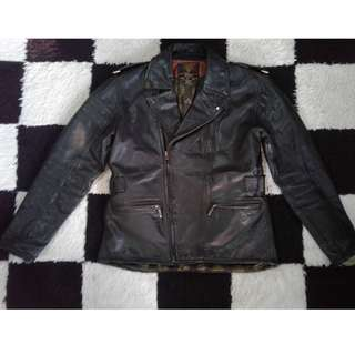 leather jacket brand (KOMINE JAPAN)