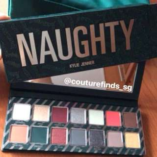❄️INSTOCK SALE Naughty Palette Authentic Original Kylie Cosmetics