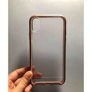 iPhone X 強效保護case (PINK)