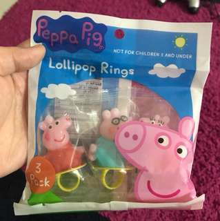 Peppy Pig 立體介子糖