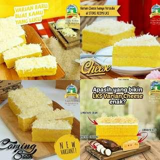 Lks new Cheese