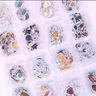 <Instock> Bujo Stickers