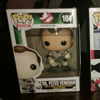 Peter Venkman Funko Pop!