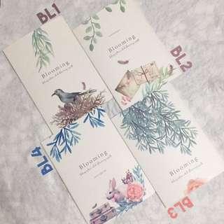 BNIP Blooming! Notebooks