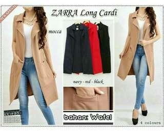 Zara Long Cardy