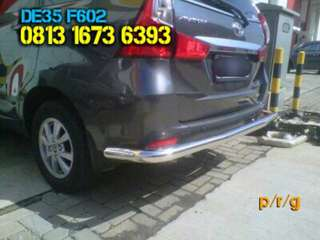 Pengaman Belakang Avanza,Veloz,All New,Grand New Avanza