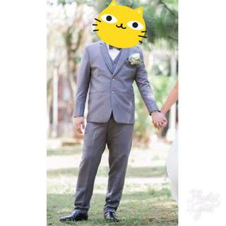 Suit and Slacks Terno