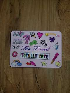 Too Faced Totally Cute palette