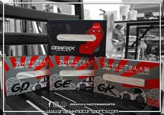 Tissue box motorsports