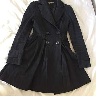 FORCAST DRESS COAT
