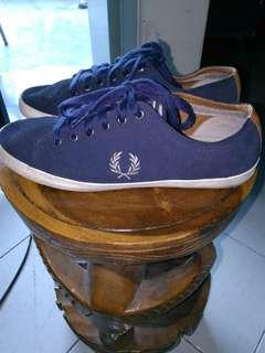 FRED PERRY Suede Shoes (Size US 8)