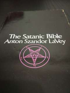 The Satanic Bible (Used Paperback)