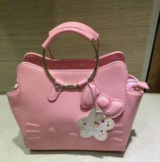 Hello kitty bags w/sling