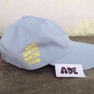 Anti Social Social Club Weird Cap / ASSC