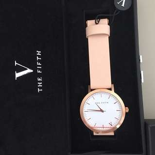 The5th watch rose gold