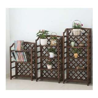 5-Level Wooden Plant Stand