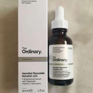 The Ordinary- Ascorbyl Glucoside Solution