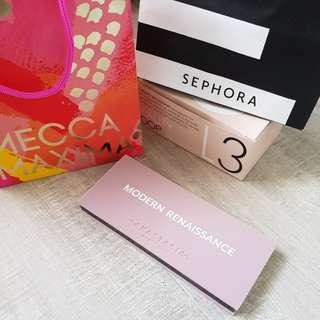 As new Anastasia Beverly Hills Modern Renaissance eyeshadow palette Sephora