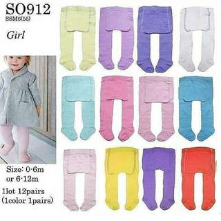 Baby Tights 0-6 months