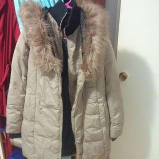 XS Suzy Coat Like New
