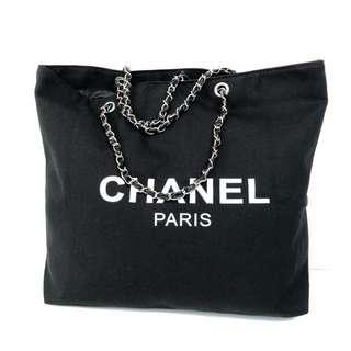 Brand new Chanel vip gift chain tote bag shw