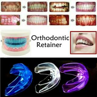 Orthodontic teeth