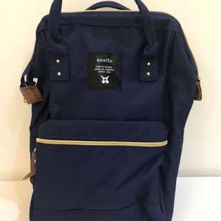 Anello Bag in Navy