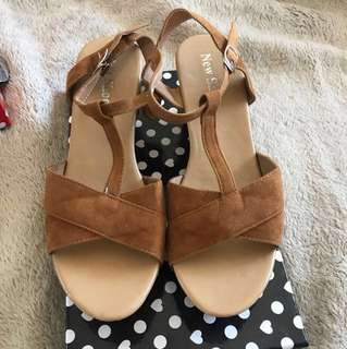 Wedge sandals 👡 - Brand new
