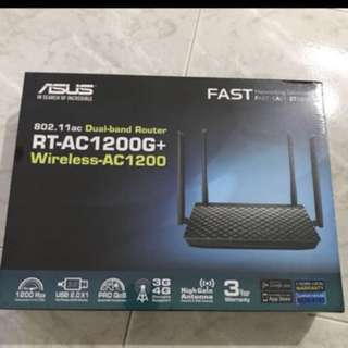 ASUS RT-AC1200G+ New