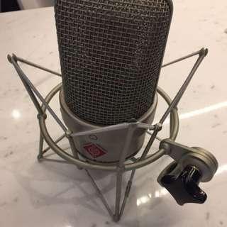 Neumann TLM-49 microphone