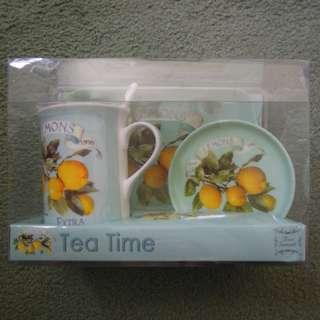 4pcs Tea Time Set