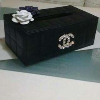Chanel Tissue Box BN